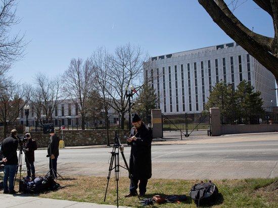 Эксперт оценил последствия высылки российских дипломатов из США