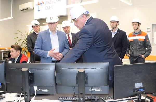 До 2026 года «Т Плюс» полностью обновит третий и четвертый энергоблоки Ижевской ТЭЦ-2