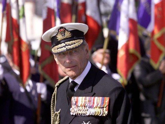 Принц Филипп первым из британской королевской семьи посетил СССР