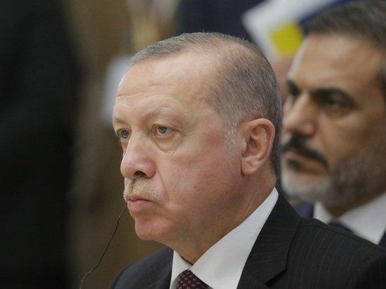 Эрдоган высказал Зеленскому свою позицию по Крыму