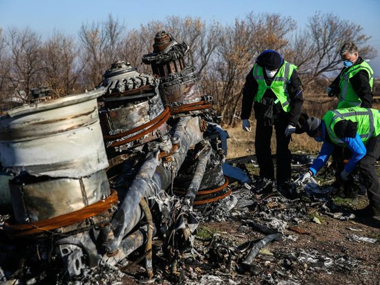 Cлив переговоров по «Боингу» MH-17 связали с интересами следователей
