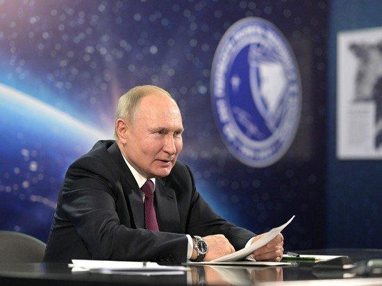 На «космическом» совещании у Путина озвучили сроки консервации МКС