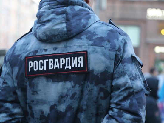 Путин уволил генералов из Росгвардии