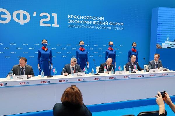 В Красноярском крае будут развивать электрозарядную инфраструктуру