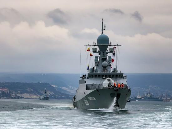Капитан оценил возможность начала военного конфликта в Черном море