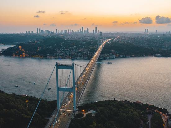 Эрдоган сделал заявление о статусе проливов Босфор и Дарданеллы