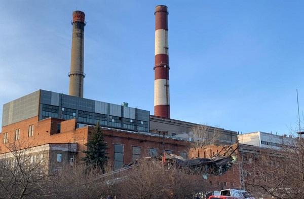 На Тамбовской ТЭЦ ведутся восстановительные работы