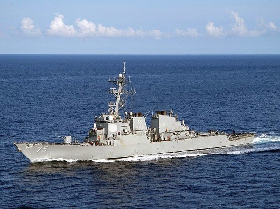 Отказ США направлять эсминцы в Черное море получил объяснение