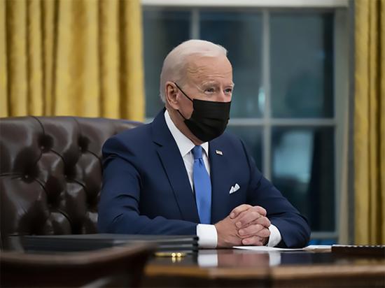 Байден в ходе выступления заявил о величии США и России