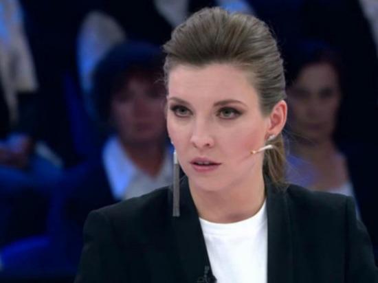 Скабеева обратилась к Байдену после его выступления