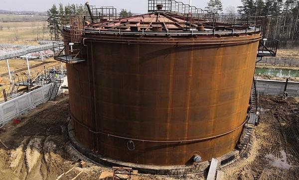 Мощность наливной станции нефтепродуктов в Подольске увеличат в четыре раза