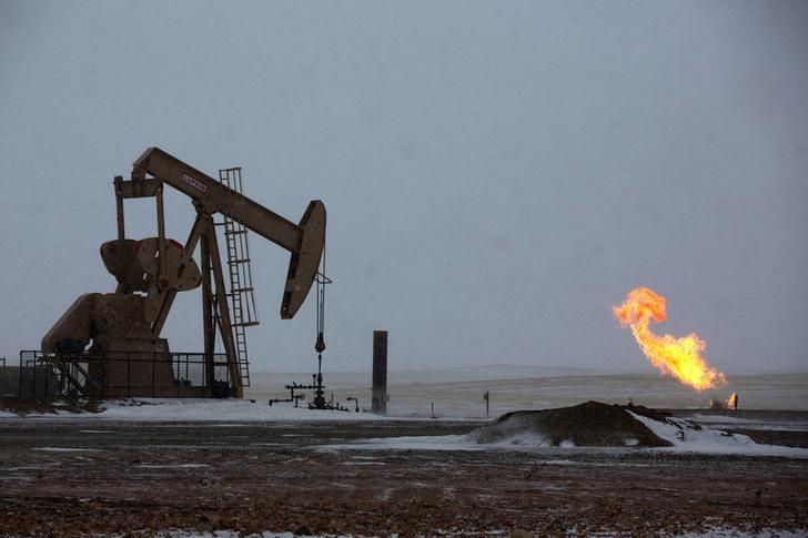 Фьючерсы на нефть WTI подорожали во время европейской сессии
