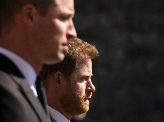 После похорон принца Филиппа Гарри и Уильям поговорили наедине