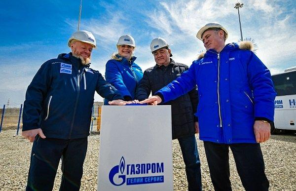 Гелиевый хаб в Приморском крае получил природный газ