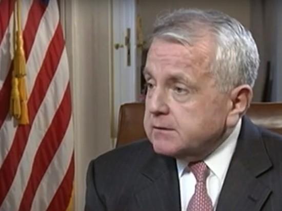 Посол США Салливан отказался покинуть РФ