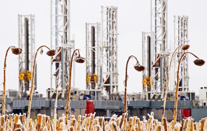 Фьючерсы на нефть WTI подорожали в ходе азиатских торгов