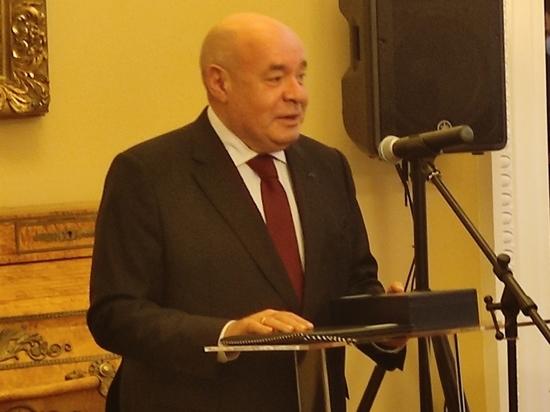 Михаилу Швыдкому вручили высокий греческий орден