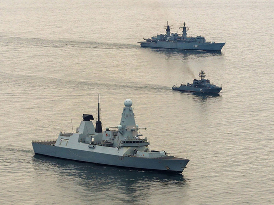 Военные эксперты объяснили цель присутствия НАТО в Черном море