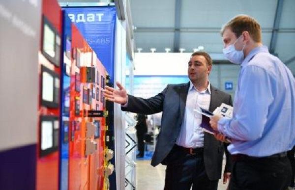 Выставка TechnoPark Ural продолжает свою работу в МВЦ «Екатеринбург-Экспо»