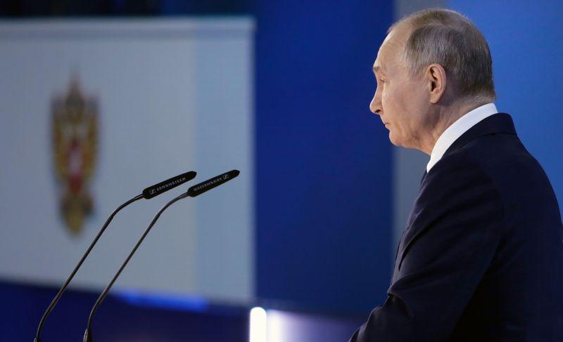 ТОЧКА ЗРЕНИЯ-Послание Путина Федеральному собранию