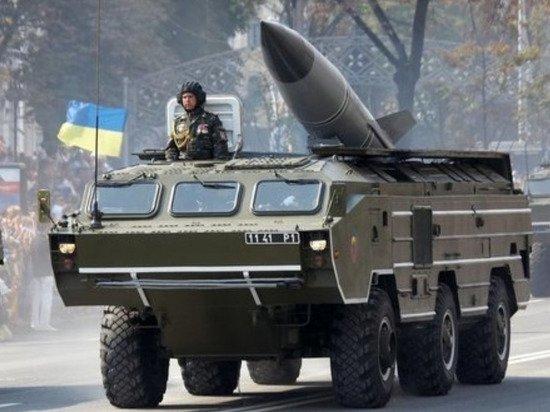 СМИ: Украина перебросила в Донбасс ракетные комплексы