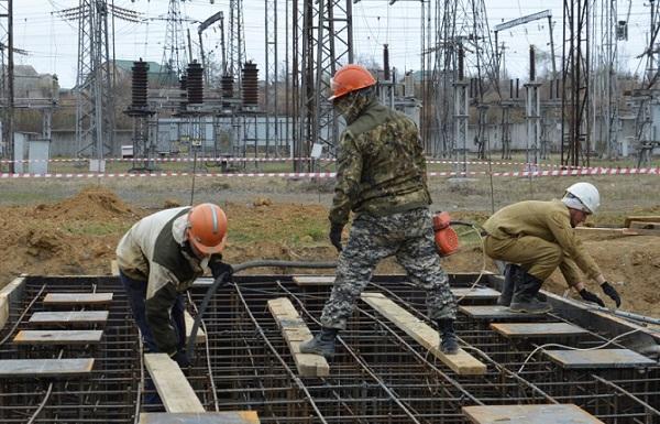 «ДРСК» ведет реконструкцию подстанции «Западная» в Артемовском г.о.