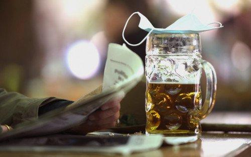 Закрытые границы и не работавшие бары увеличили спрос на импортное пиво