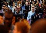 Число заявок на пособие по безработице в США упало до минимума с начала пандемии
