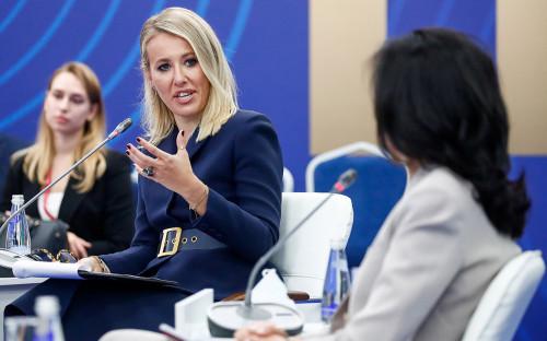 Собчак и Шнуров назвали самые прибыльные направления для инвестиций