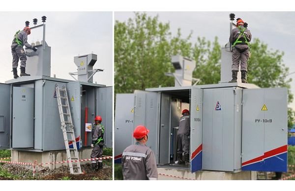 АО «РЭС» завершает реконструкцию электросетей в Колыванском районе Новосибирской области