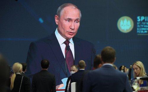Иностранные бизнесмены о встрече с Путиным. Главное