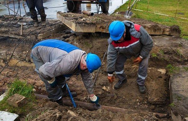 Шатурская ГРЭС приступила к ремонту тепловых сетей