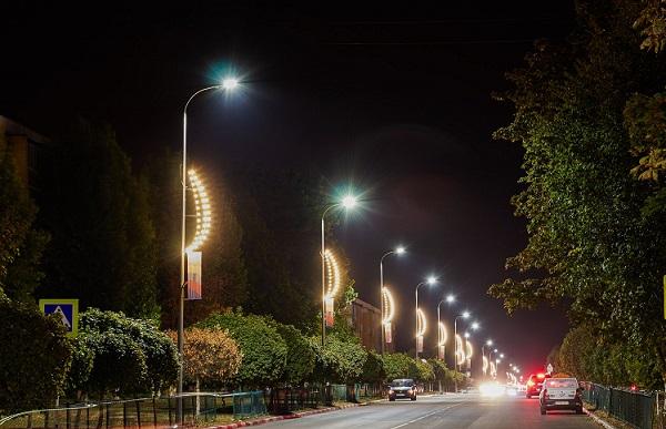 «Белгородэнерго» модернизирует наружное освещение