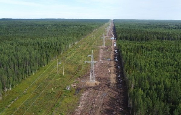 «Россети ФСК ЕЭС» реализует на северо-западе РФ макропроект стоимостью свыше 55 млрд. рублей
