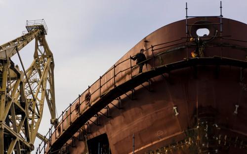 Борисов оценил рост стоимости производства судов из-за цен на металл
