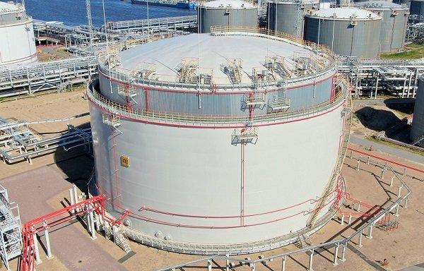 «ПНТ» получил разрешение на ввод резервуара на 40 тыс. м3