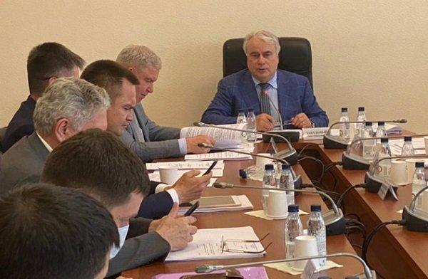 Комитет Госдумы РФ по энергетике подвел итоги работы в седьмом созыве