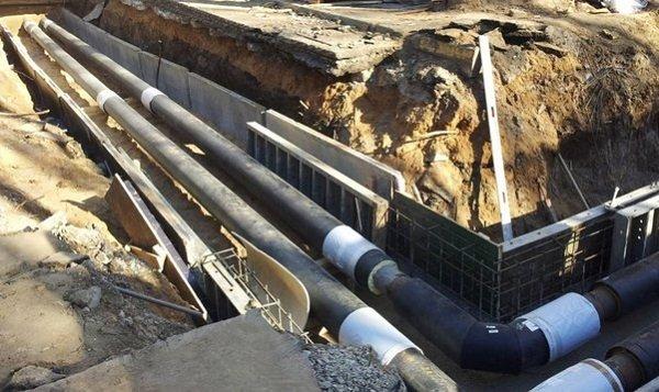 «Т Плюс» модернизирует участок теплосети в уральском Городе Лесном