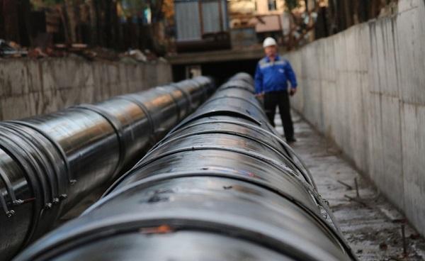 «ТСК Мосэнерго»: 56% тепловых сетей подготовлены к зиме