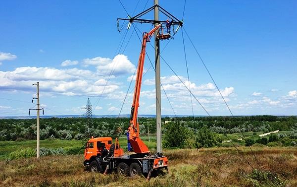 В Духовницком районе Саратовской области повысили надежность электроснабжения