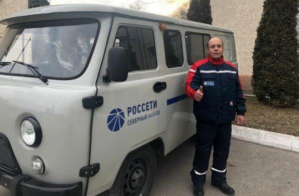 Водители «Каббалкэнерго прошли обучение по программе контраварийного управления автомобилем
