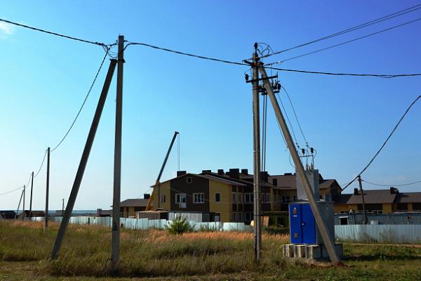 Филиал «Пензаэнерго» обеспечил мощностью детский сад в Кривошеевке