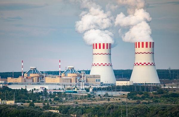 Нововоронежская АЭС в сентябре увеличила выработку электроэнергии на 23%