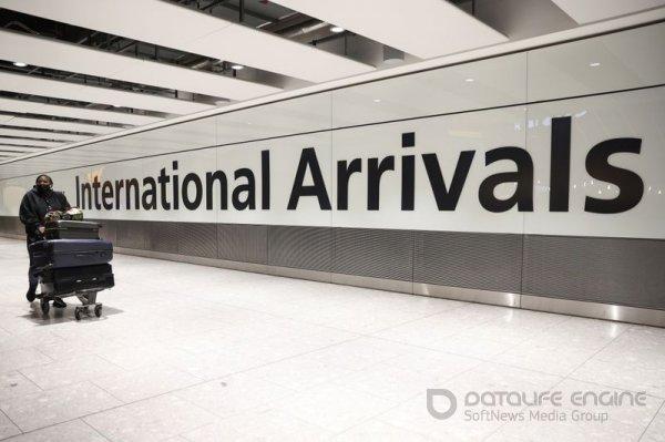 РФ продлила запрет на полеты в Великобританию до 17 марта