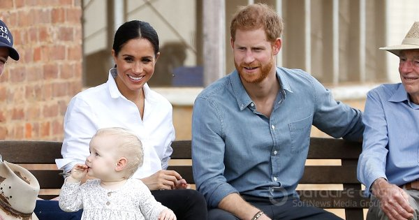 Принц Гарри с супругой Меган ждут второго ребенка