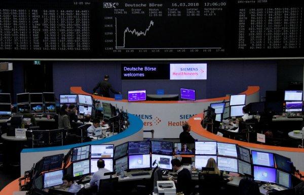 Фондовая Европа растет внадежде нановый сырьевой «суперцикл»
