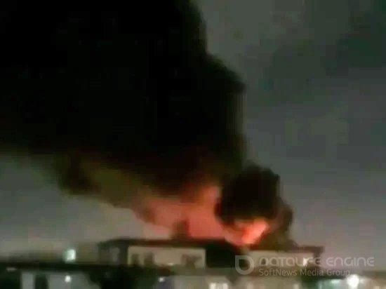 Стал известен инициатор обстрела авиабазы США в Ираке