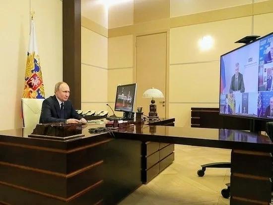 Путин высказался о продуктовых талонах для бедных россиян