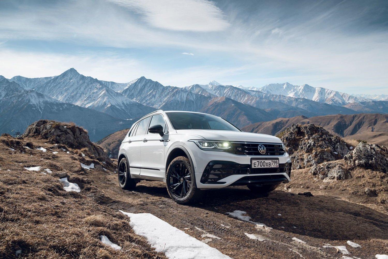 Обновленный Volkswagen Tiguan: как немцы изменили свой бестселлер