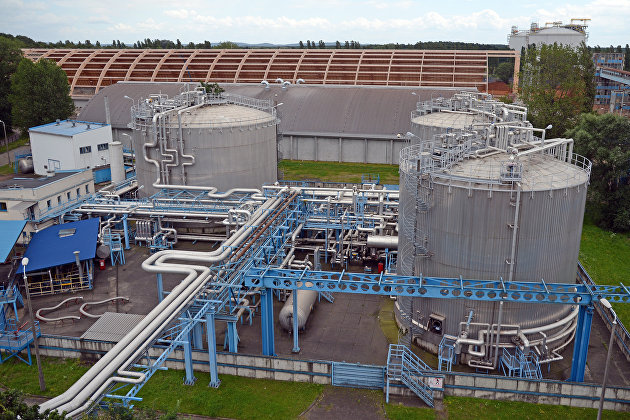 Спрос на природный газ в Польше существенно вырос